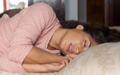 Cuando la vagina te duele tanto que no puedes moverte de la cama