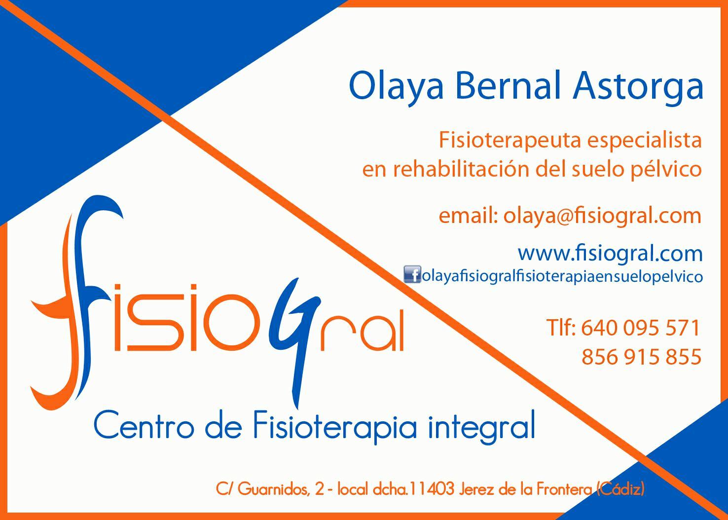 Olaya Bernal Astorga