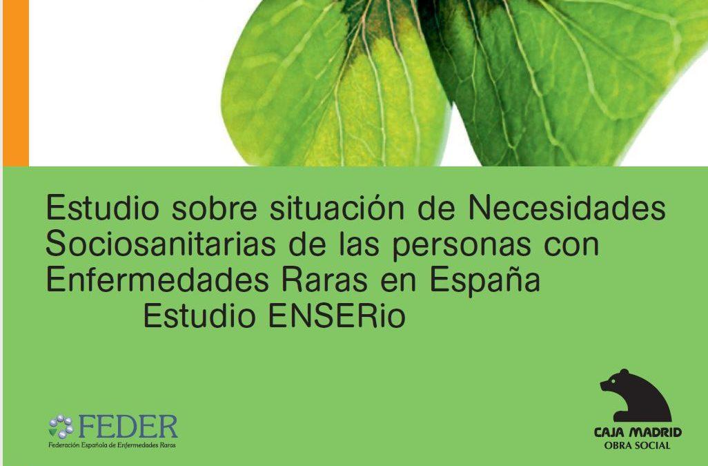 Adopec en la presentación de la actualización del Estudio «ENSERio»