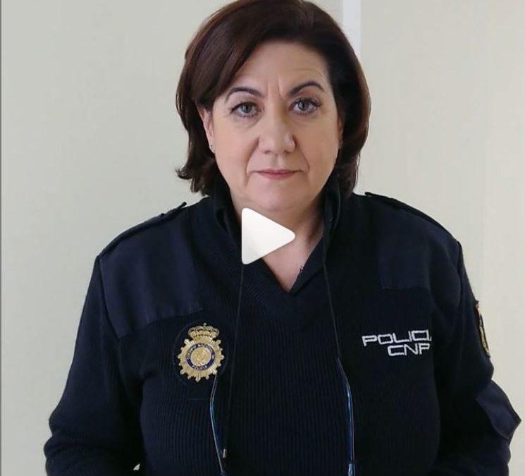 La actriz Luisa Martín, apoya a los afectados por Dolor Pélvico