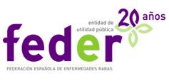 Logo FEDER 20 años