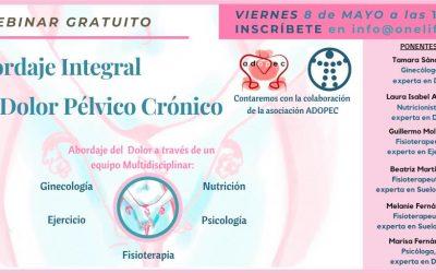 WEBINAR Abordaje Integral del Dolor Pélvico Crónico