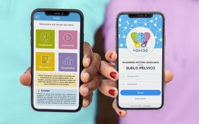 App Mohedo – Una App gratuita para el Dolor Pélvico Crónico