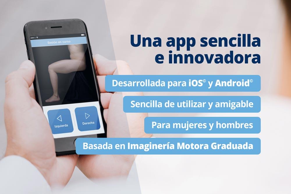 App Mohedo – TU DOLOR NO ES MI DOLOR